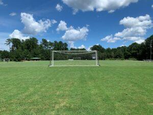 soccer game field